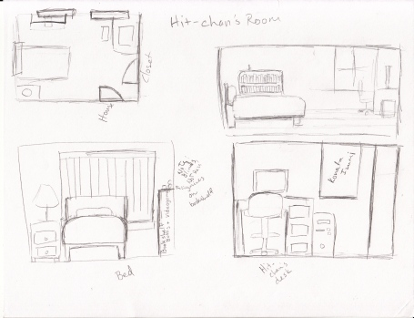 Hitomi's Room